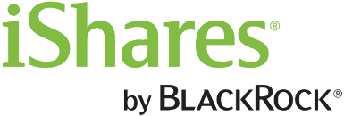 Logo iShares by BlackRock