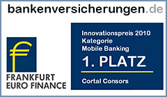 Innovationspreis 2010, Mobile Banking