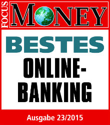 Focuy Money Bestes Girokonto Online