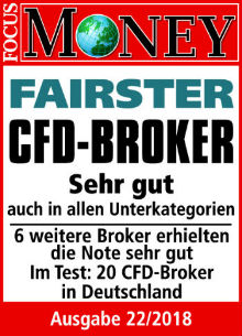 Fairster CFD Broker Consorsbank Focus Money