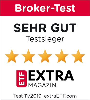 Broker-Test Testsieger