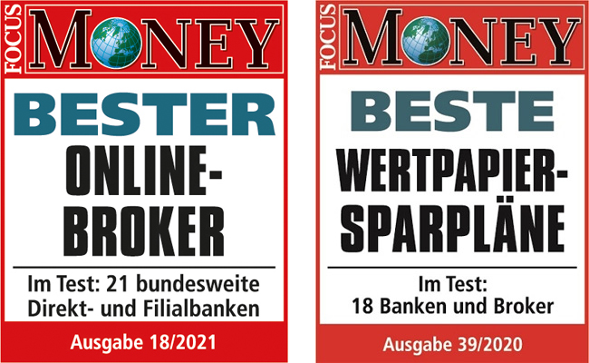 Focus Money Bester Online-Broker