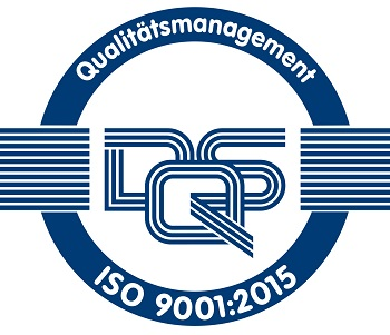 Qualitätsmanagement DQS ISO 9001:2015
