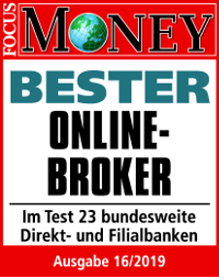 Bester Online-Broker 2019 Focus Money