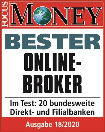 Bester Online-Broker 2020 Focus Money